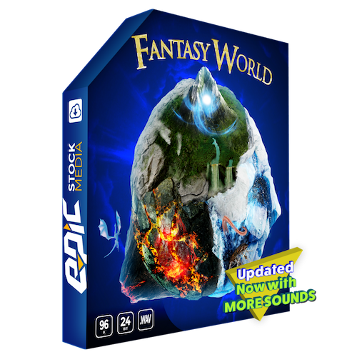 fantasy world game ambience loop sound effects fx effect library looping loop
