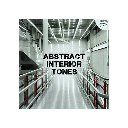 Abstract Interior Tones - Drones ambiences and environment sound effects for film, tv and game sound designers