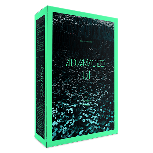 Advanced UI - User Interface Sound Effects Library