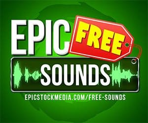 Free Sound Effects from Epic Stock Media