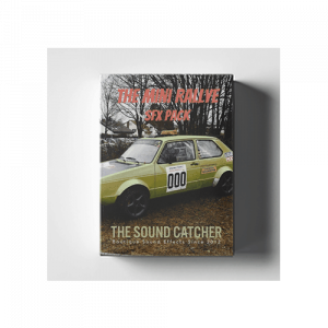 The Mini Rallye Sound SFX Environment sound library