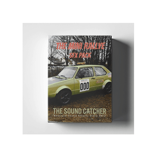 The Mini Rallye Sound SFX Environment sound library