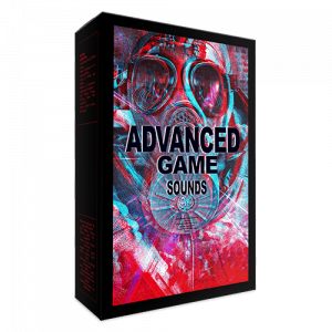 Advanced Game Sounds- Indie Game Sound effects Library