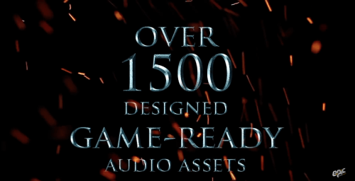 Ancient Game 1500 game-ready audio assets