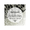 Airborn Bathroom Bathroom oriented sound clips featuring washing, cleaning, and grooming