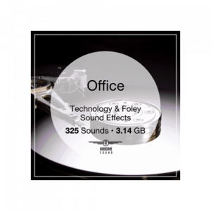 Airborne Office technology and foley sound effects for games