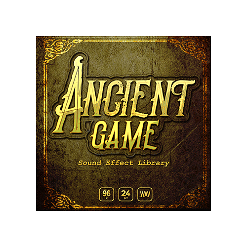 Ancient Game Sound Effects Library