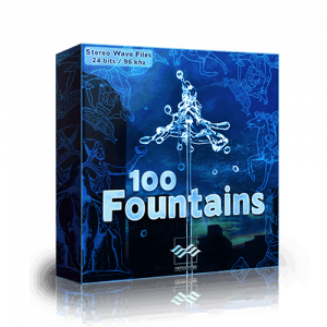 Articulated Sounds 100 Fountains Sound effects library