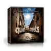 Articulated Sounds Quiet Streets Ambience sound effects library