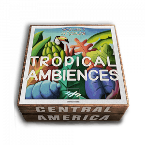 Articulated Sounds Tropical Ambiences sound effects library
