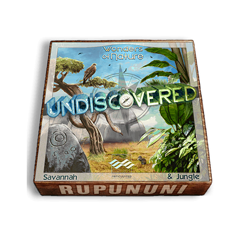 Articulated Sounds Undiscovered Savannah Sound FX library