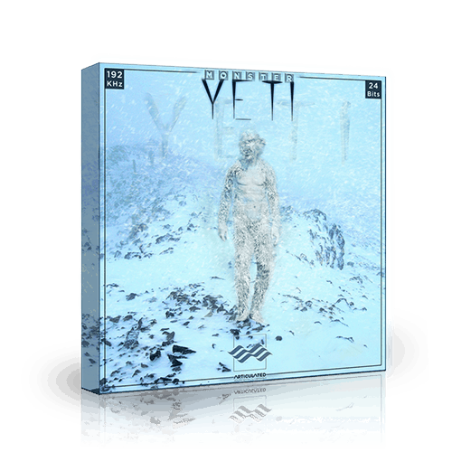 Articulated Sounds Yeti Monster sound library collection of rare humanoid creature sounds