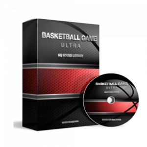 Basketball Game Ultra Sound Effects Library