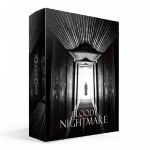 Bloody Nightmare Horror game sound effects library