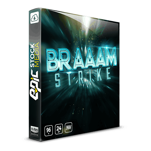 Epic Stock Media BRAAAM Strike WAV-DISCOVER