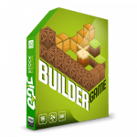 Builder Game - cartoon adventure sounds and effects library
