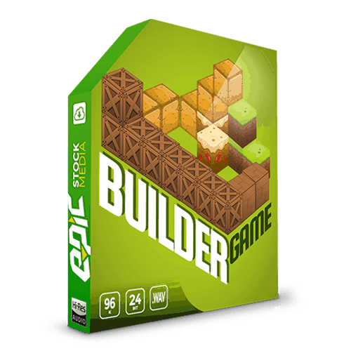 Builder Game - Game Sound Library