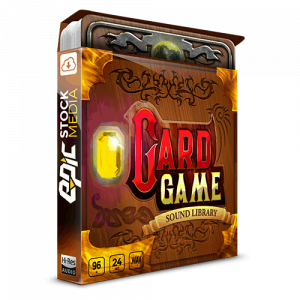AAA Card Game – DCCG Sound Effects Kit