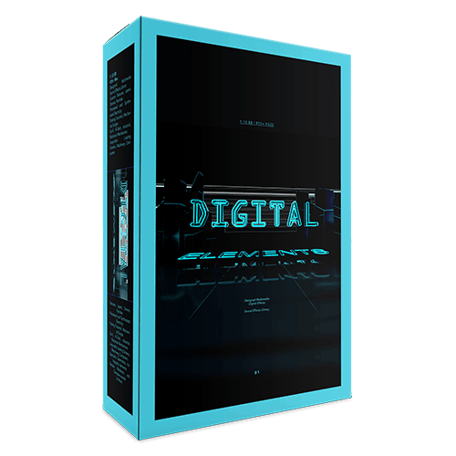 Digital Elements - Designed Multimedia Sound and effects Library