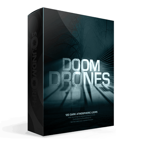 Doom Drones ambience and drone sound effects for games and film