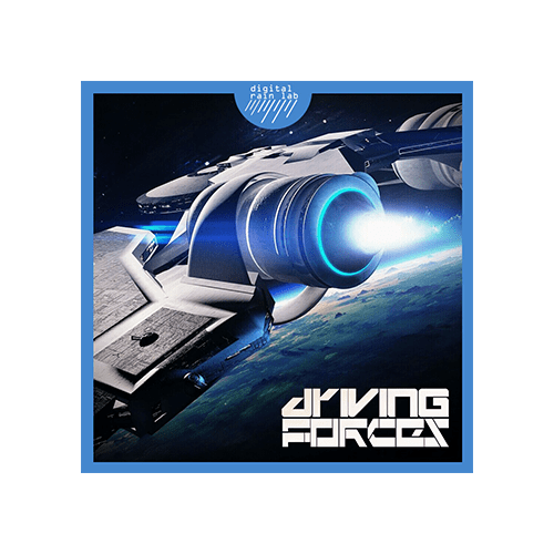 Driving Forces Sound Effects - space ship movement sound effects library for games and film