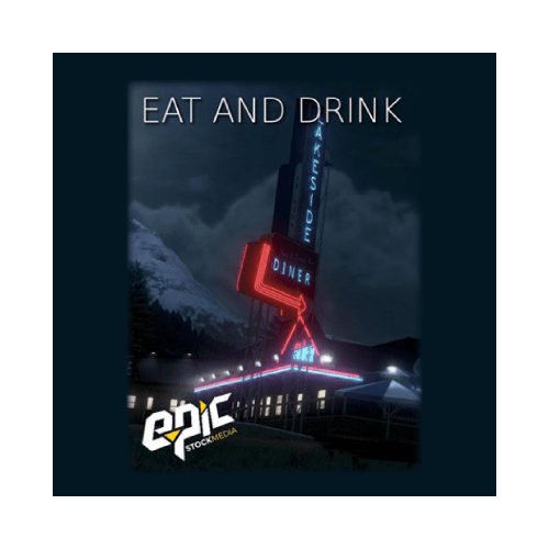 Eating and drinking sounds cover