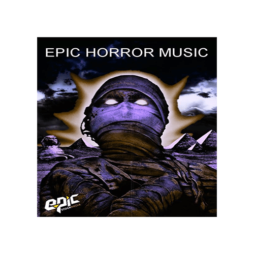 epic horror music mini pack