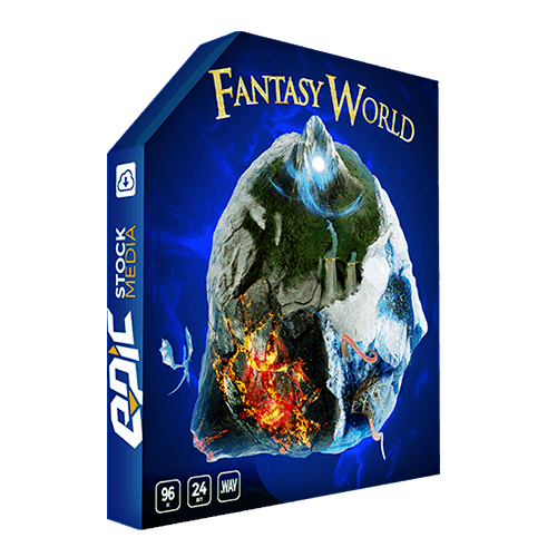 Fantasy World - Game Ambience Loop Sound Library