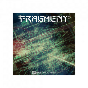 Fragment lo-fi character aggressive electronic sample pack