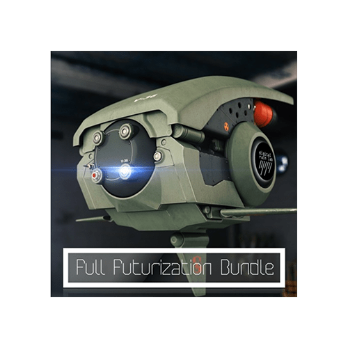 Full Futurization Bundle Sound Effects Library Bundle