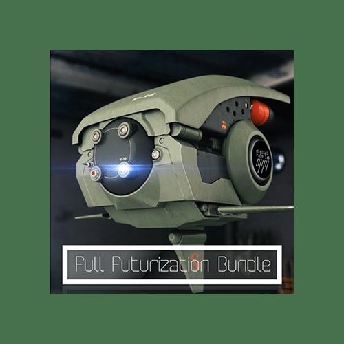 Full Futurization Bundle Sound Effects Library Bundle