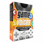 Game Voices - Character Voice sound effect Audio library