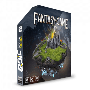 Fantasy Game - Adventure and Fantasy Game Sound effects Library