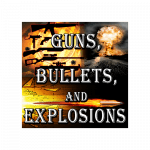 Guns Bullets and Explosions - Weapons sound effects Bullet samples and explosions sound effects