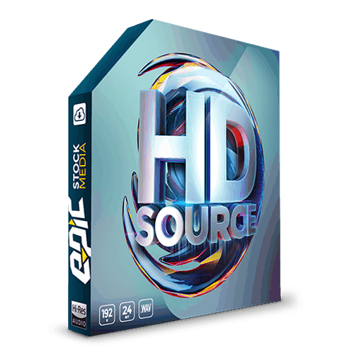 HD Source - A sound designer source sound effect library