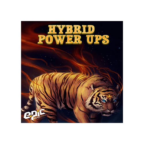 hybrid power ups sound effect mini pack