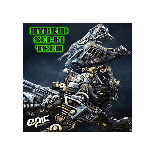 hybrid scifi tech sound effects mini pack