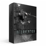 Intervention Military and Swat styled sound effects collections