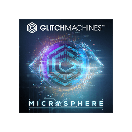 Microsphere high-tech sound effects library