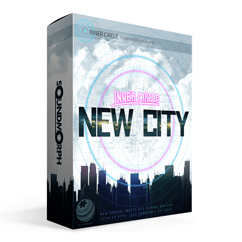 New City New school drum samples