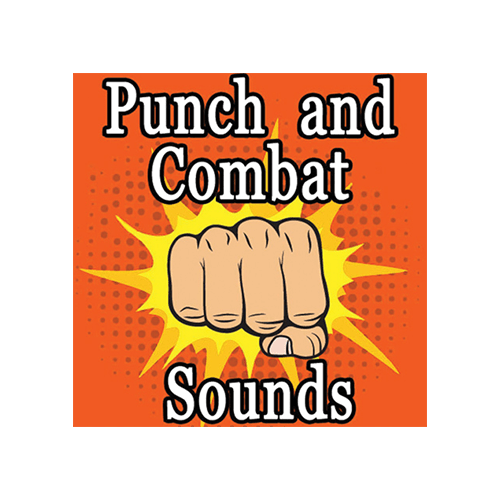Punch and Combat Sounds - Character Fighting samples and sound effects