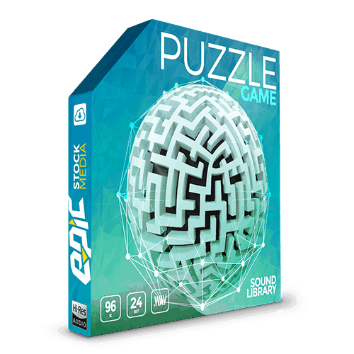 Puzzle Game - the fantastic user interface and gameplay sound effects Library