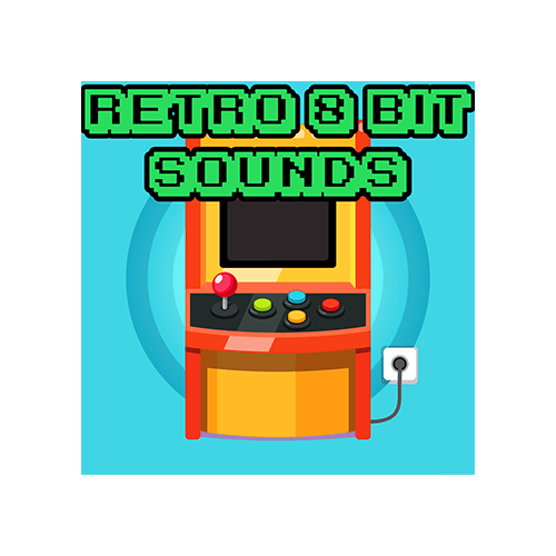 Retro 8 bit Sounds - Vintage sounding sound effects from the early 80s