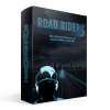 Road Riders High Quality Motorcycle revs and designed passby sound effects