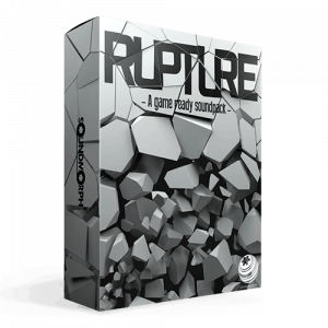Rupture Game ready sound effects for Destruction sounds
