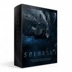Solar Sky sound effects library for spacecrafts and sci-fi materials