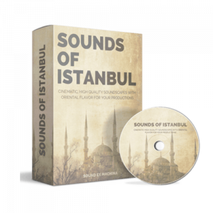 Sounds Of Istanbul Sound Effects Library