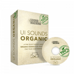 UI Sounds Organic Sound Effects Library