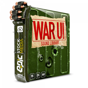 War User Interface Sound FX Library