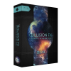 Box graphic of Collision FX a Kontakt 5 instrument developed by Sound Yeti